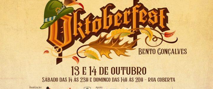 Oktoberfest de Bento Gonçalves é neste fim de semana