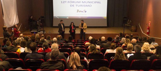 Bento Gonçalves apresenta projeto pioneiro com Alvará Turístico