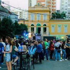 Sparkling Night Run reúne esporte, gastronomia e música no centro da cidade