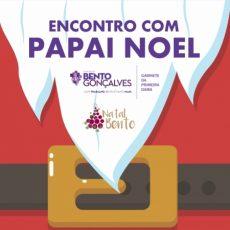 Prefeitura promove Encontro com Papai Noel neste sábado, 15