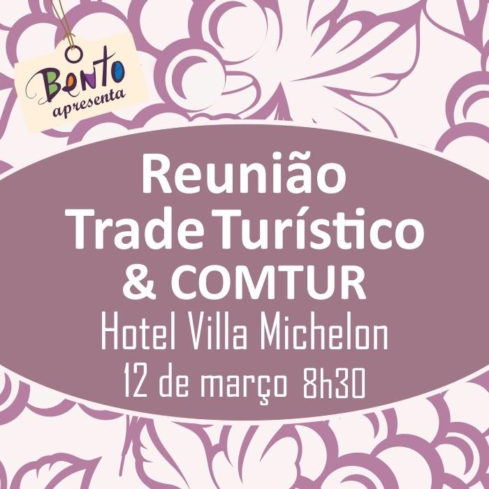 reunião trade turístico