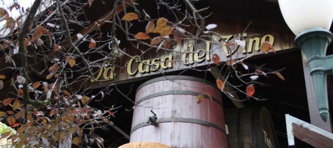 Programação do Vinho Encanado