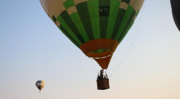 live festival balonismo