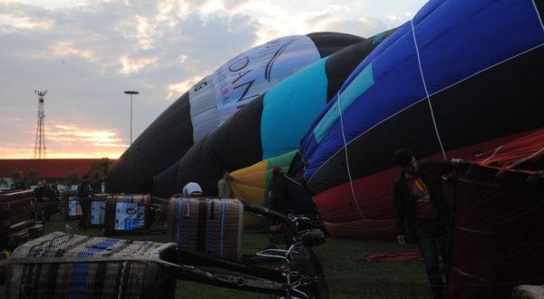 2ª Edição do Festival de Balonismo é lançada em Bento