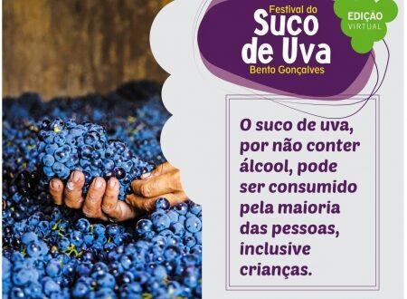 festival suco de uva